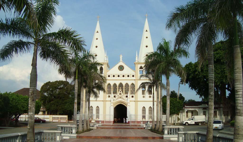 Iglesia Turbaco Bolivar